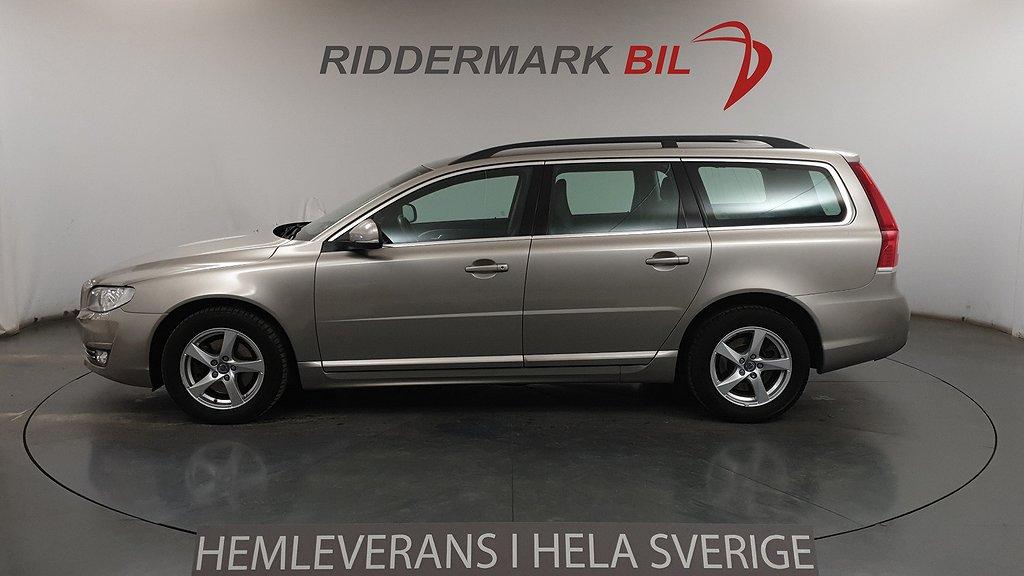 Volvo V70 II D4 (181hk)