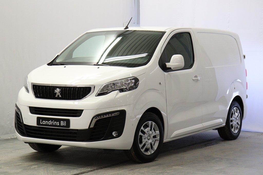 Peugeot Expert PRO+ L1 4,6m3 BlueHDi 120 1.5L Skåp
