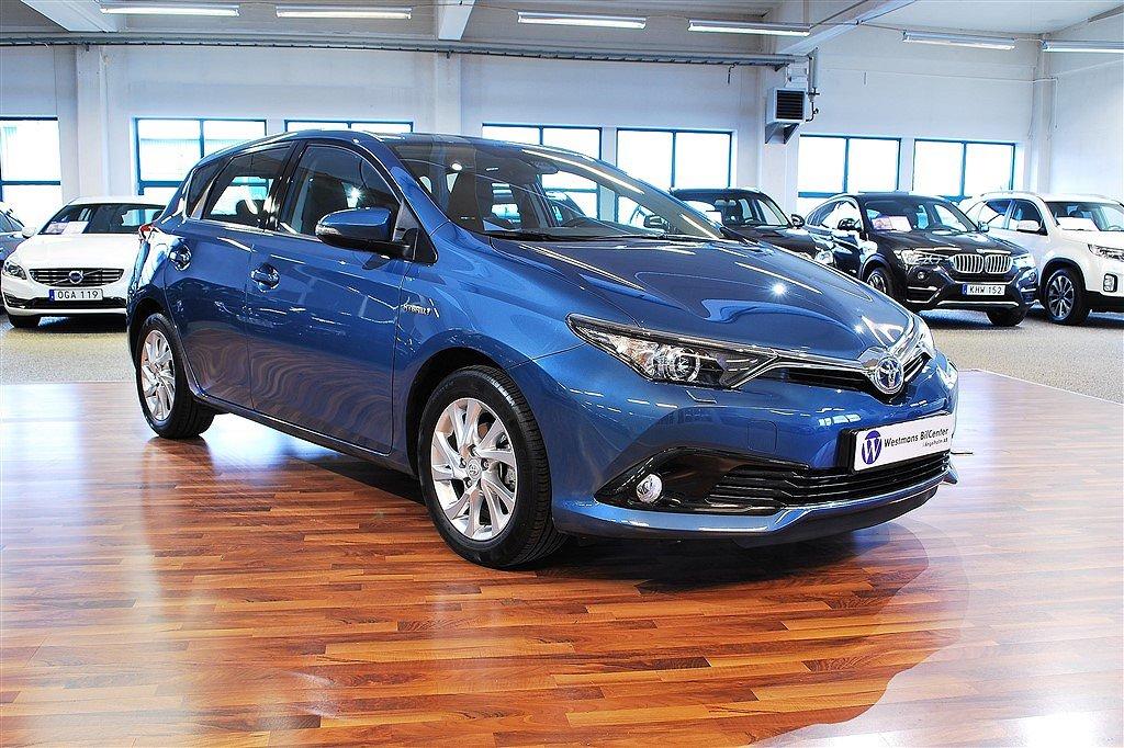 Toyota Auris Hybrid 1,8 VVT-i CVT 136 hk