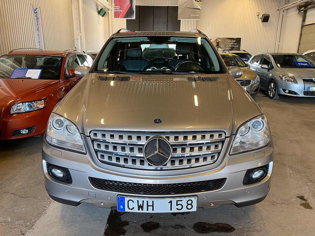 Mercedes-Benz ML 350 4MATIC 7G-Tronic 272hk (0;KONTANT)