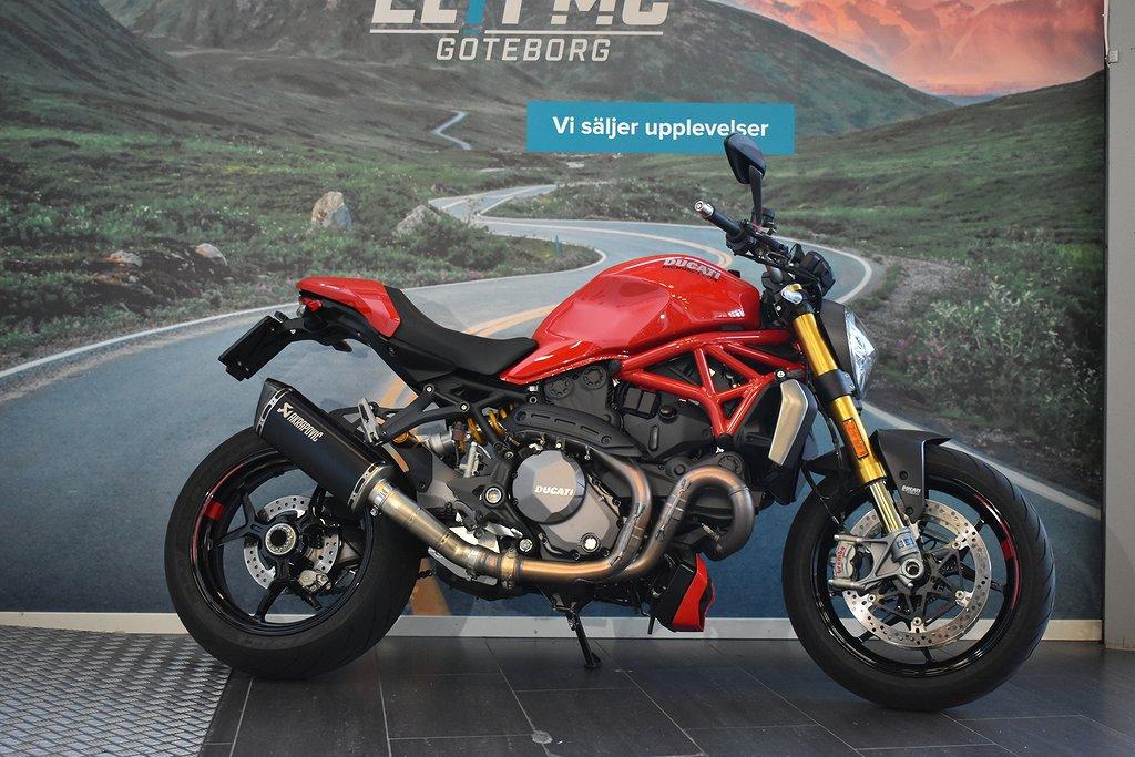 Ducati Monster 1200S AKRA - Elit Mc