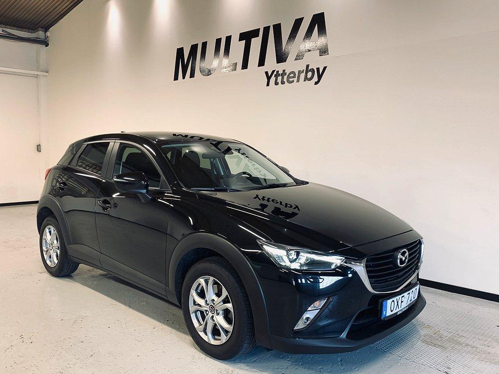 Mazda CX-3 2.0 SKYACTIV-G Euro 6 120hk