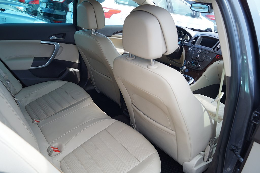 Opel Insignia Business 2.0 CDTI 160hk*Drag*