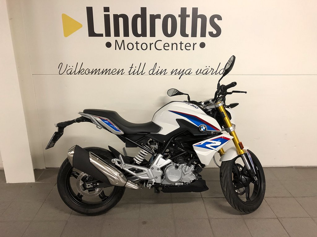 BMW G 310 R *DEMO/Fri Frakt*