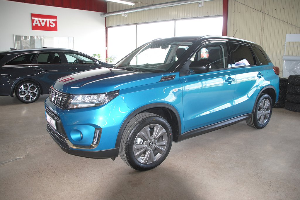 Suzuki Vitara 1.4 Boosterjet Hybrid allgrip auto