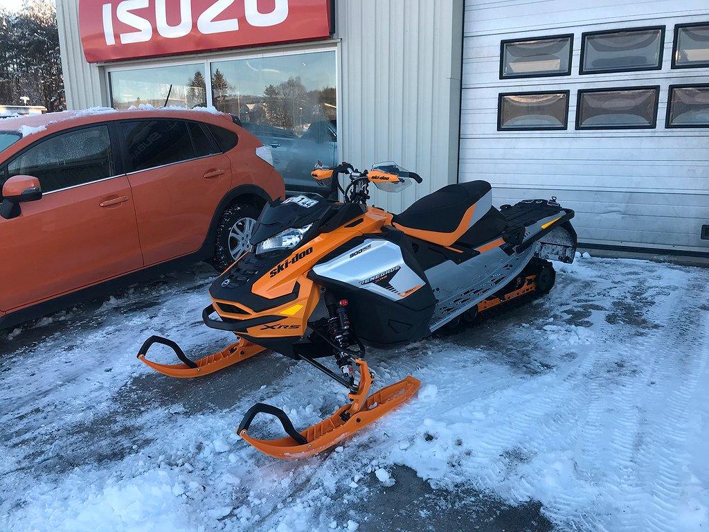 Ski-doo Renegade 900 Turbo