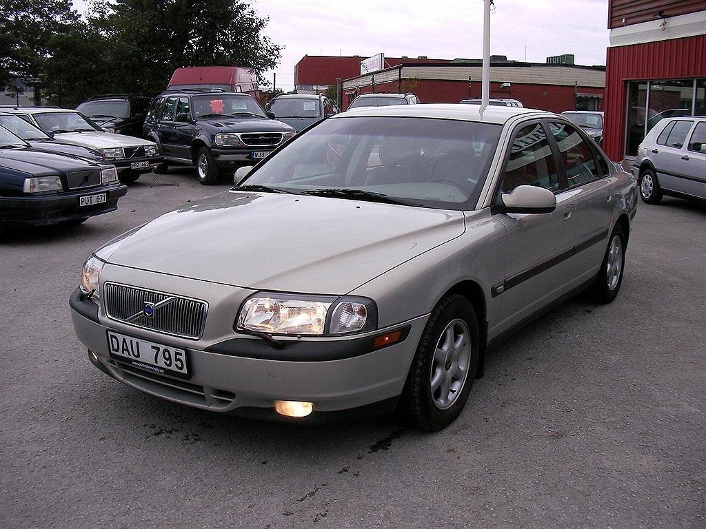 Volvo S80 2,4 20V 5 Vxl Kula HÖSTREA