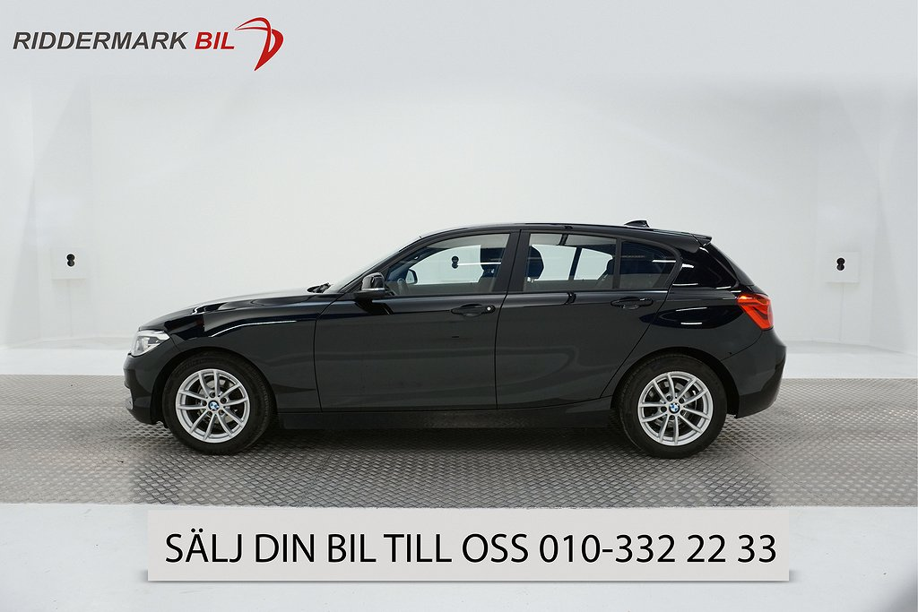 BMW 116d EfficientDynamics 5dr, F20 (116hk)