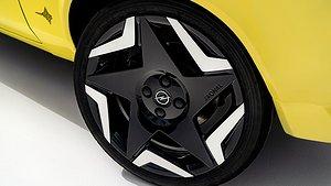 Opel Manta GSe ElektroMOD. Foto: Opel