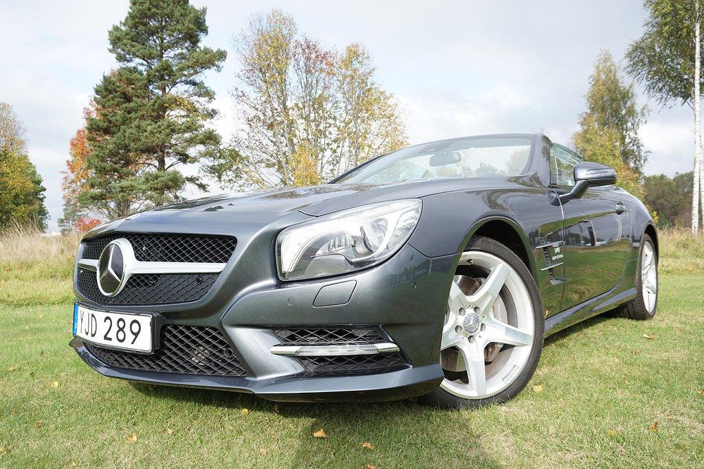 Mercedes-Benz SL 500 AMG (Se utrustning)