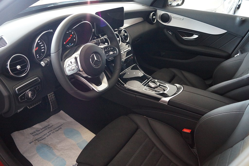 Mercedes-Benz C 200 Kombi / Facelift / AMG Sky