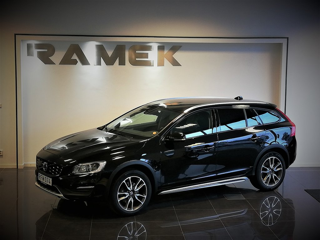 Volvo V60 Cross Country D3 Aut Summum Euro 6 150hk