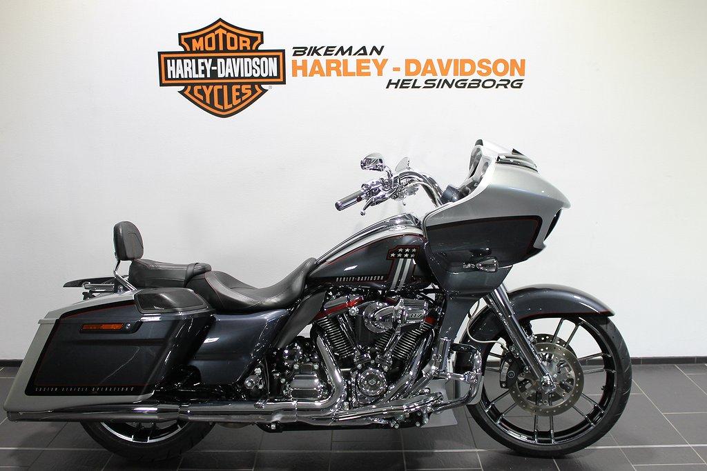 Harley-Davidson FLTRXSE 117 1 ÅRS GAR FRI FRAKT