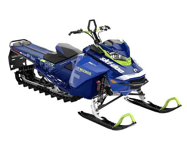"Ski-doo Freeride 165"" 850 E-TEC"