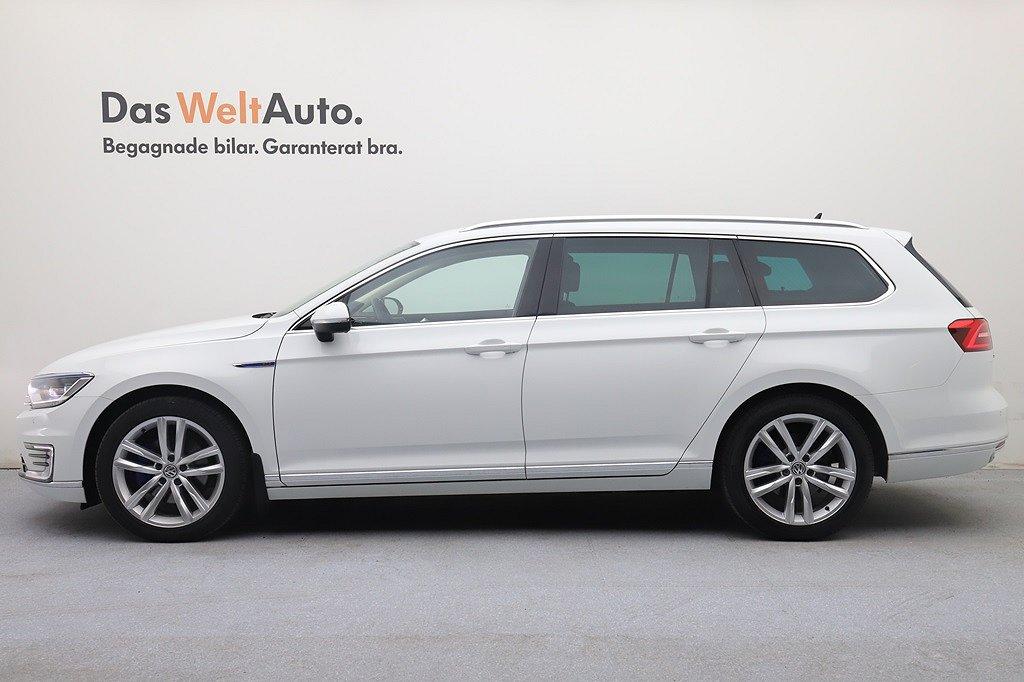 Volkswagen Passat SC GTE/P-värmare/Drag