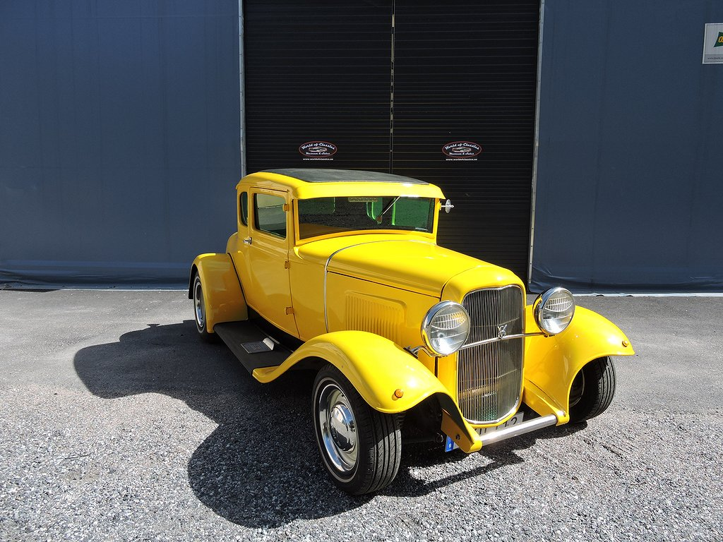 Ford Coupe 32 Hotrod 454cui