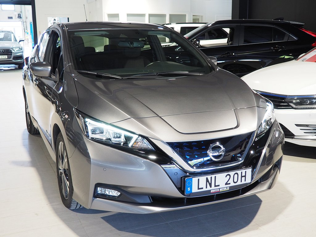 Nissan Leaf Tekna 40kWh Bose Apple Carplay 2019