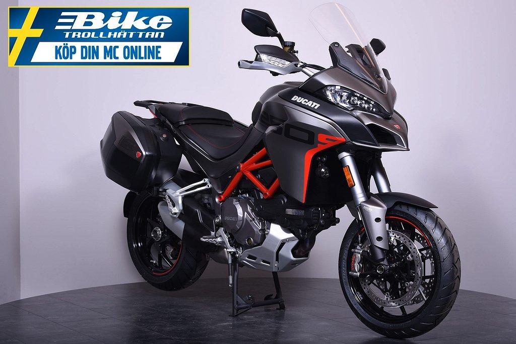 Ducati Multistrada 1260 S Fabriksny SPARA 32.000:-