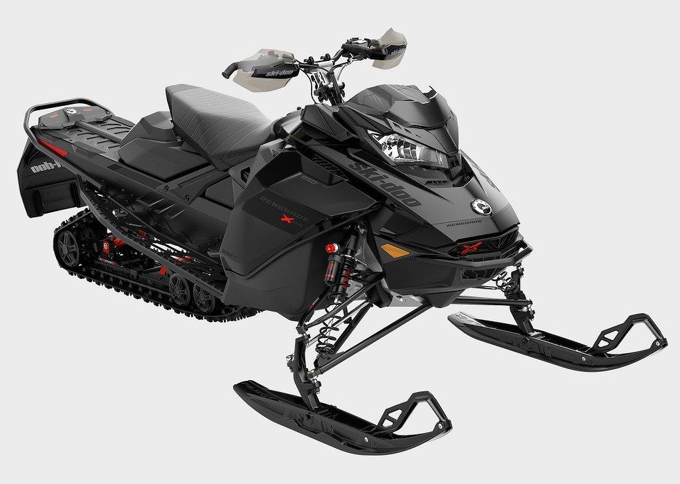 Ski-doo Renegade XRS 850 E-tec -21