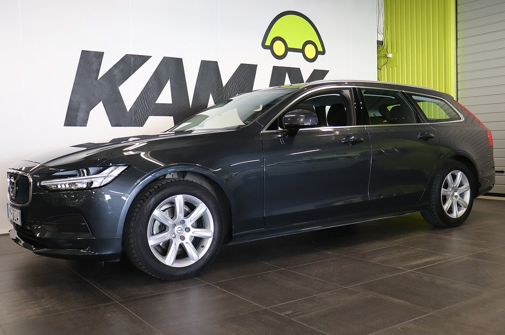 Volvo V90 D4 | Advanced Edition | Momentum | VOC | Navi