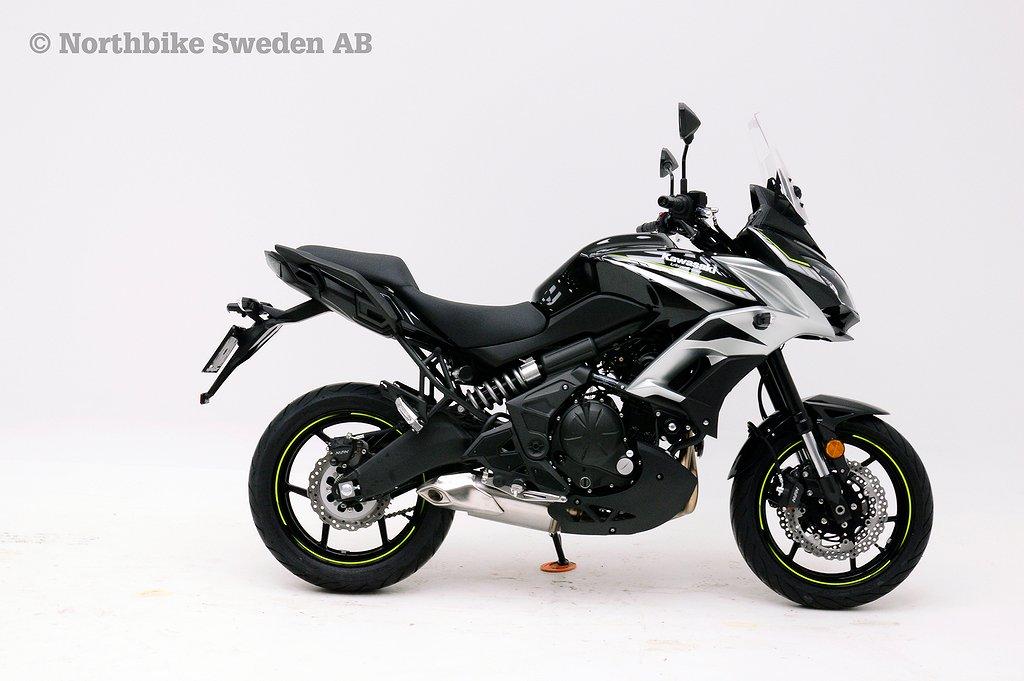 Kawasaki Versys 650 Kampanj 1,45% ränta!