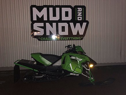 Arctic Cat ZR 6000 R