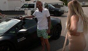 Köpte Lamborghini för 2,3 milj - utan att ha körkort