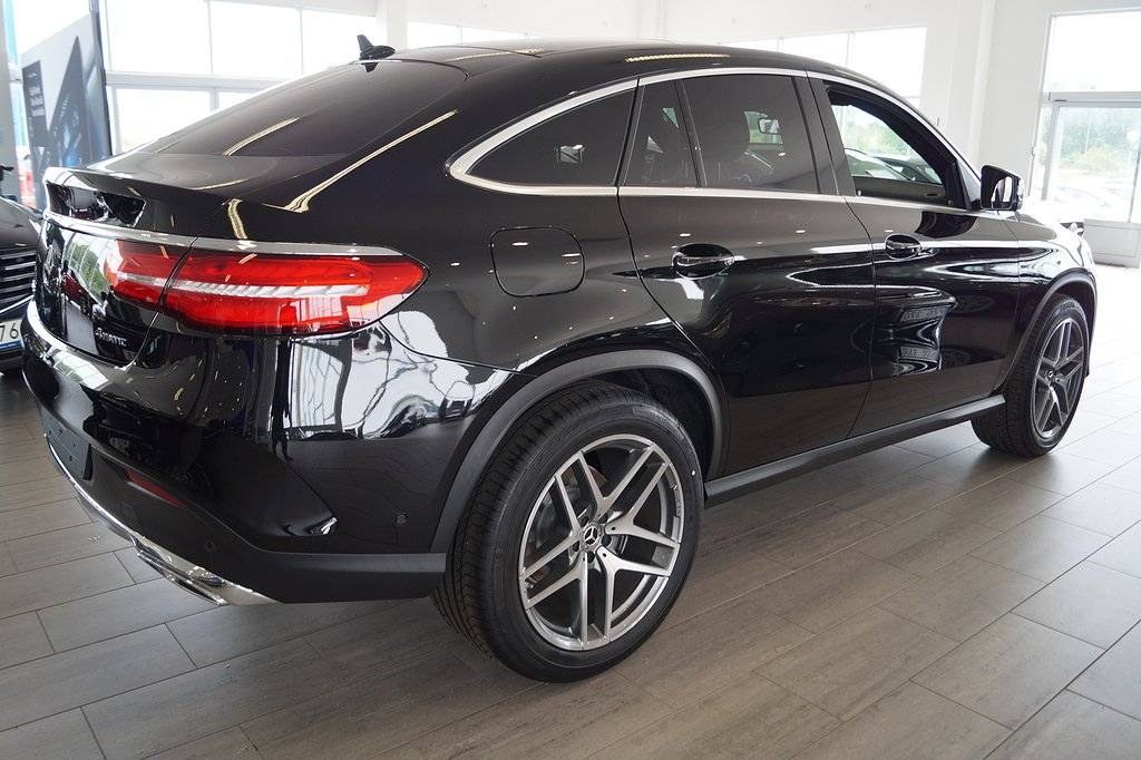 Mercedes-Benz GLE 350 d 4MATIC Coupé