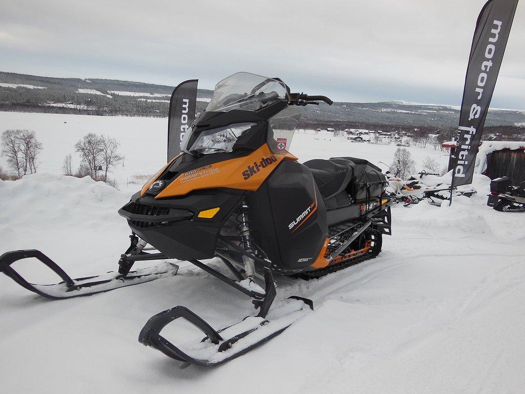 Ski-doo Summit 600 Etec