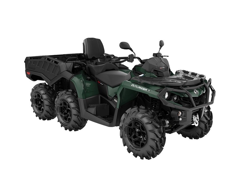 Can-Am Outlander 6*6 Max 650 XU T Sidewall Traktor