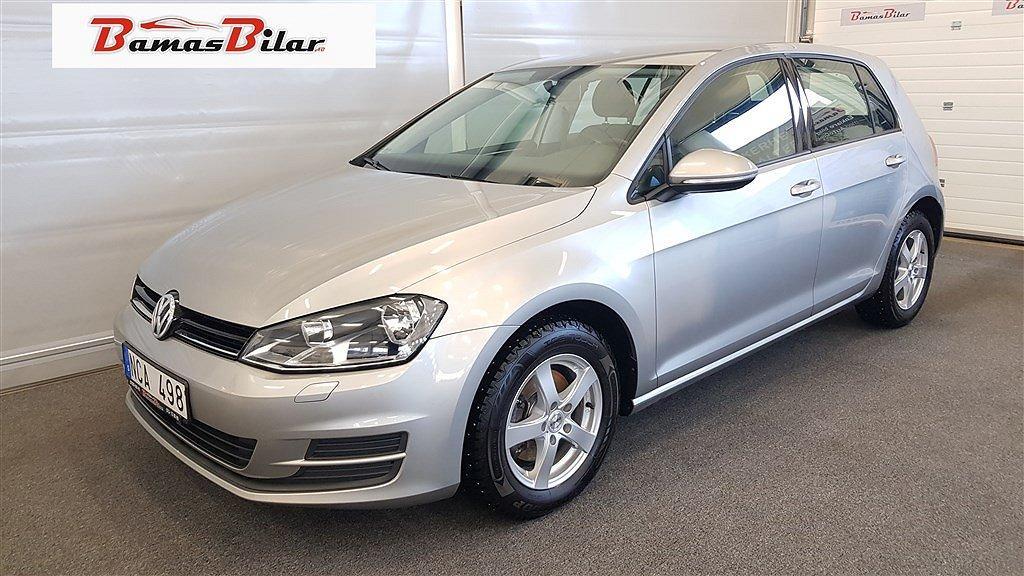 Volkswagen Golf 5-dörrar 1.2 TSI BlueMotion Manuell, 105hk Style