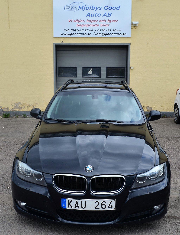 BMW 320 d Touring Automat Comfort, Dynamic 177hk