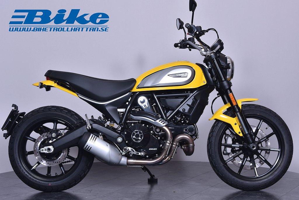 Ducati Scrambler Icon - 5000 kr presentkort! - 0,95% - Omgående leveran