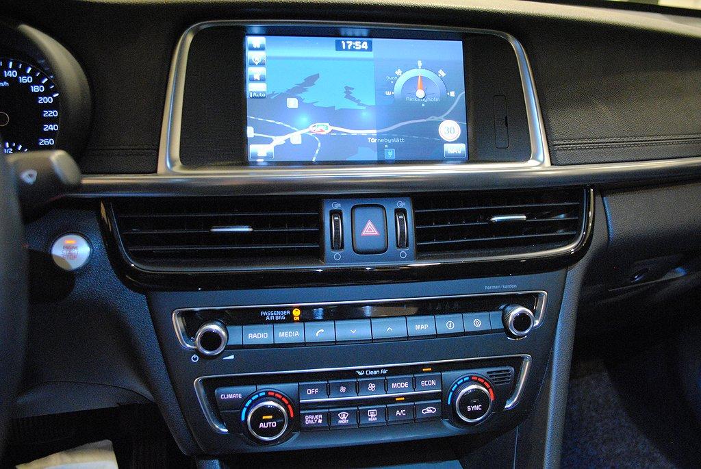 Kia Optima Plug-In-Hybrid Executive 2.0 Aut 205hk