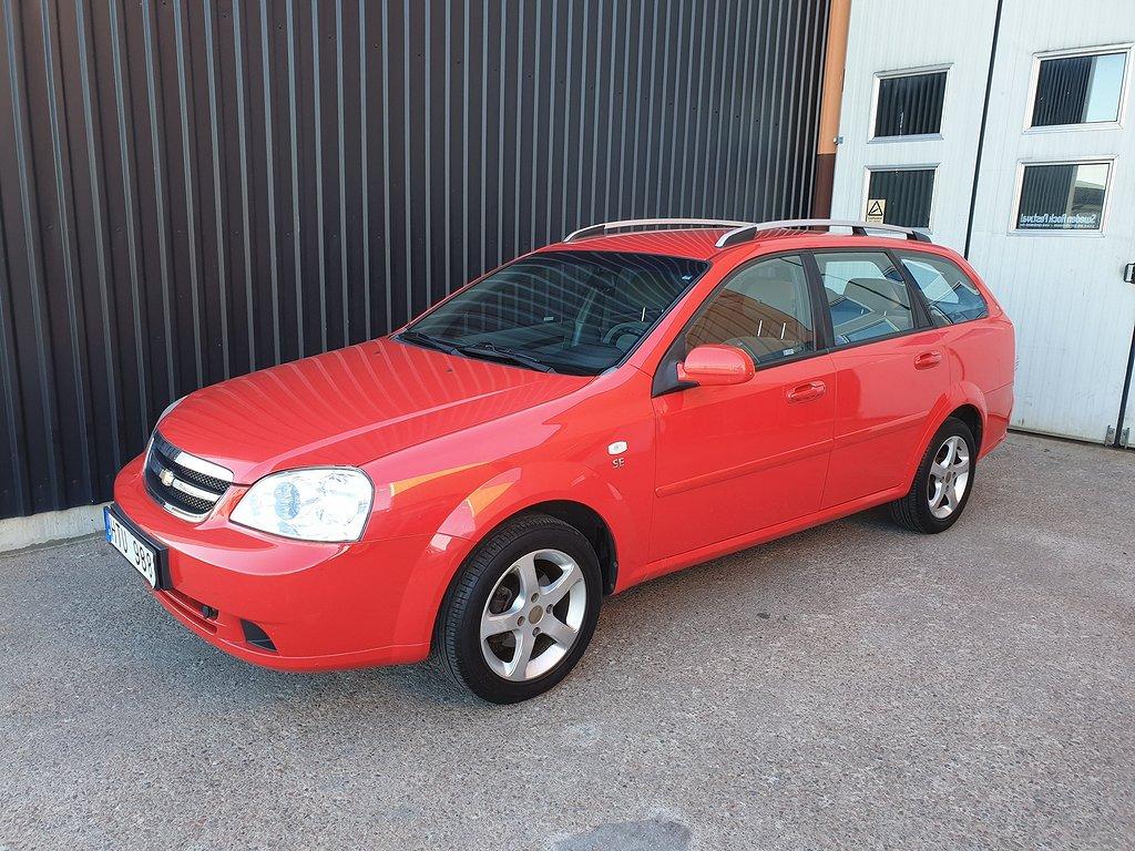 Chevrolet Nubira Kombi 1.6 109hk