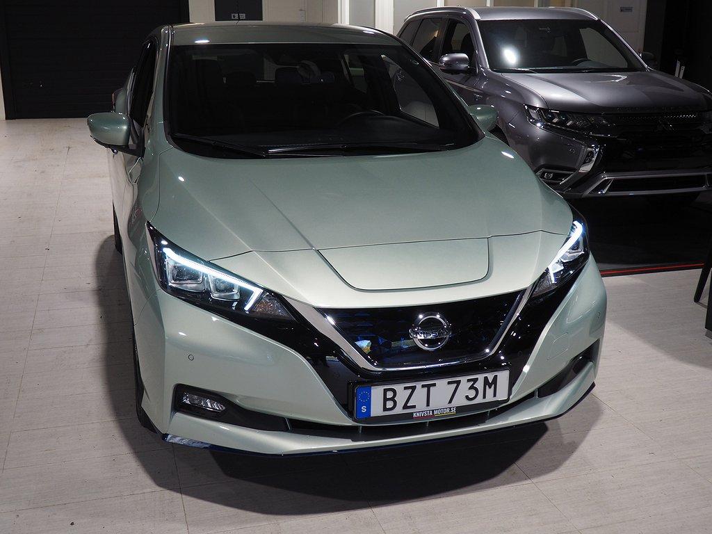 Nissan Leaf e+ 62 kWh Tekna 217hk 2020