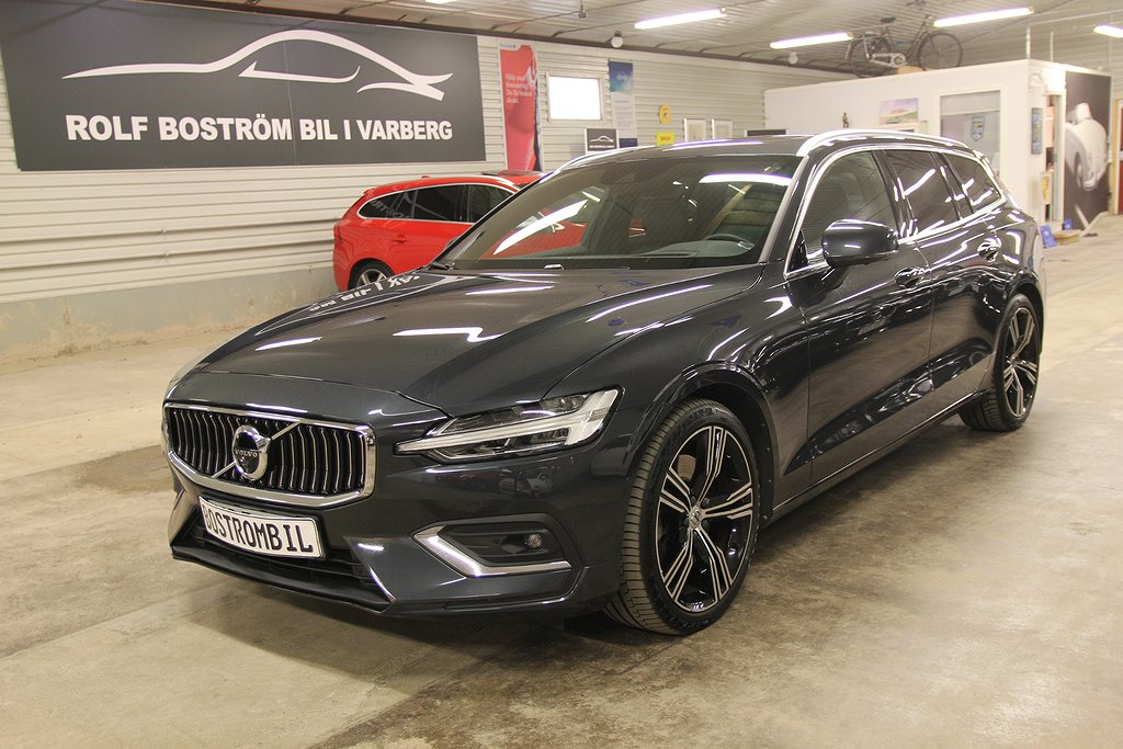 Volvo V60 T6 AWD / Inscription / Polstar