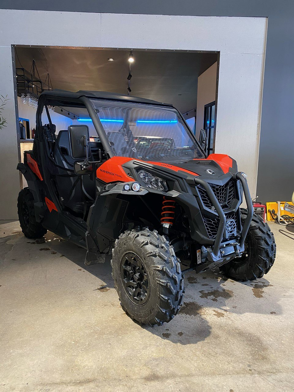 BRP Can-Am Maverick Trail 800 ABS