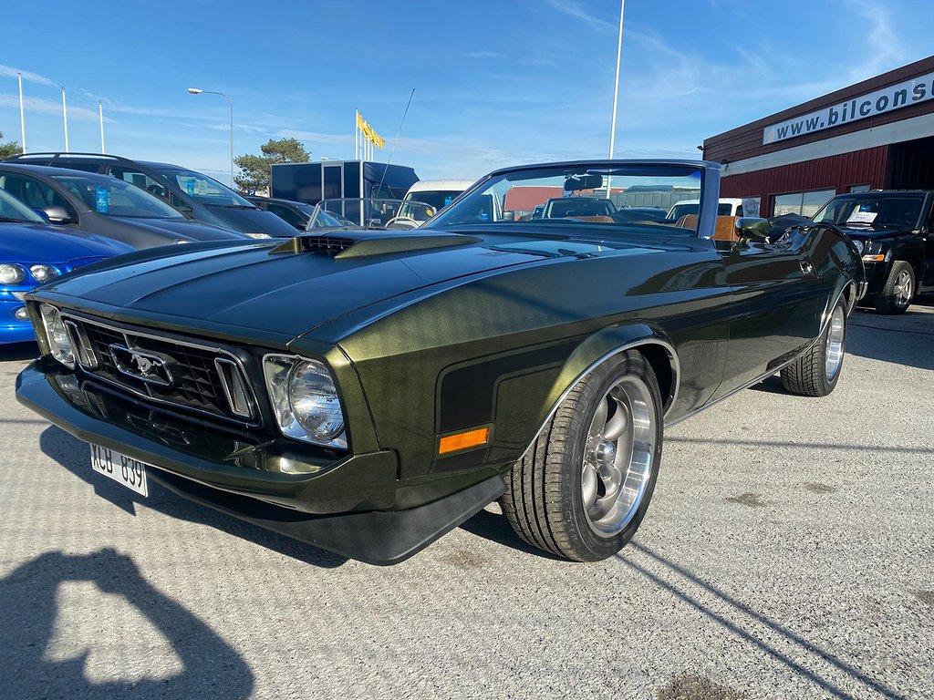 Ford Mustang Cabriolet 4.9 V8 Aut UNIKT SKICK!!
