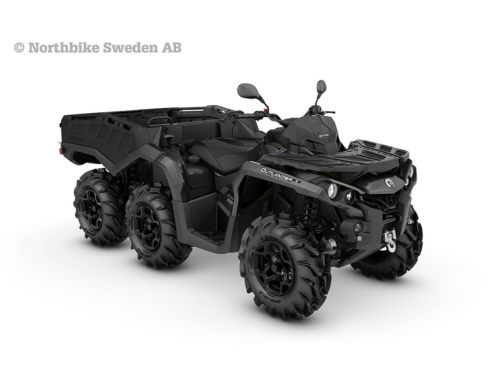 Can-Am Outlander 1000 PRO 6x6 -19