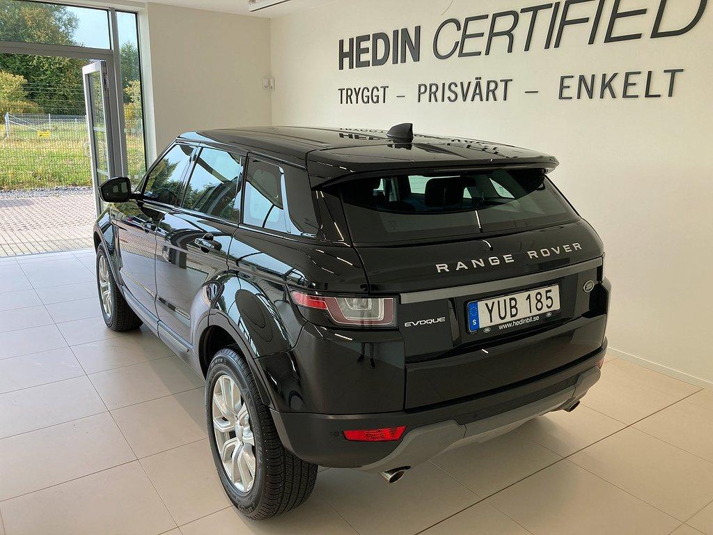 Land Rover Range Rover Evoque 2.0 TD4 4WD 150HK
