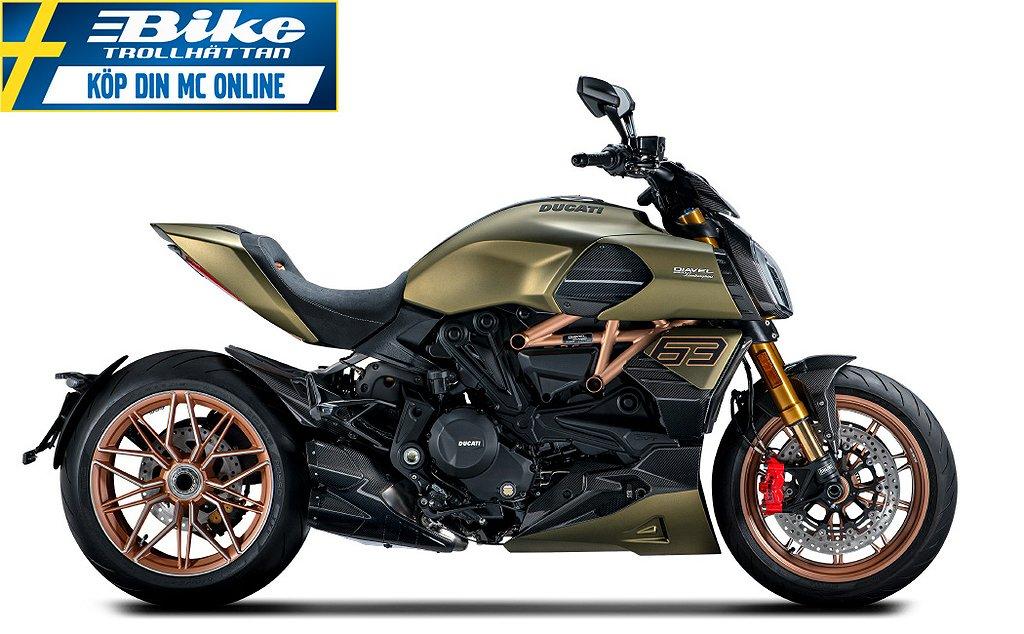 Ducati 1260 DIAVEL LAMBORGHINI 1/630 NYHET!!