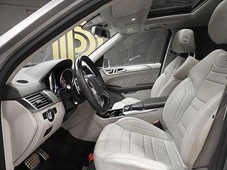 Mercedes ML 63 AMG Performance Package W166 (558hk) AMG