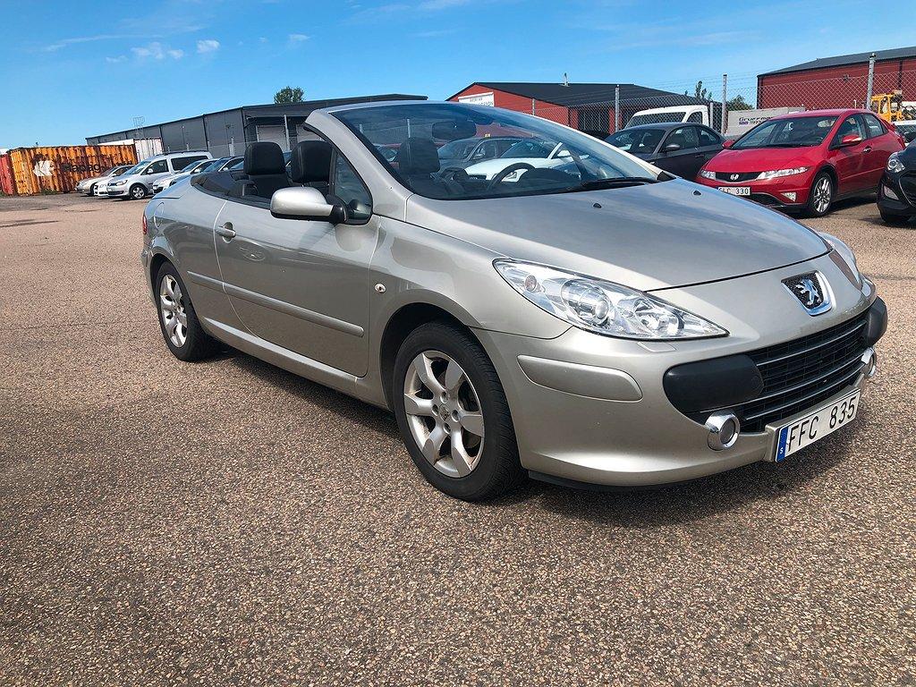 Peugeot 307 CC 2.0 140hk