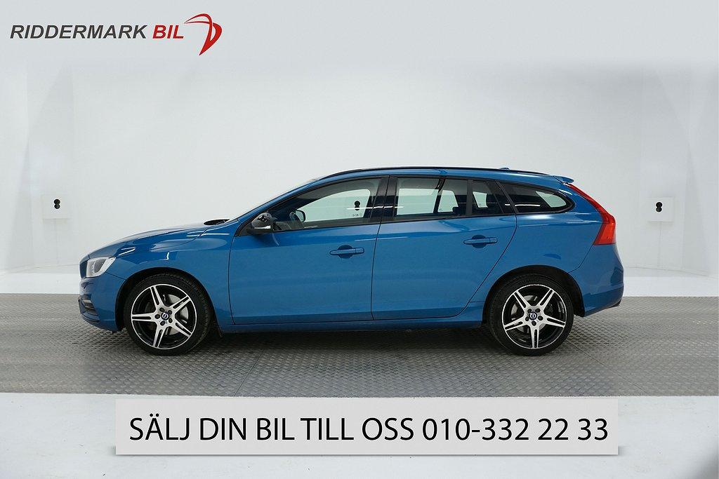 Volvo V60 D4 AWD (190hk)