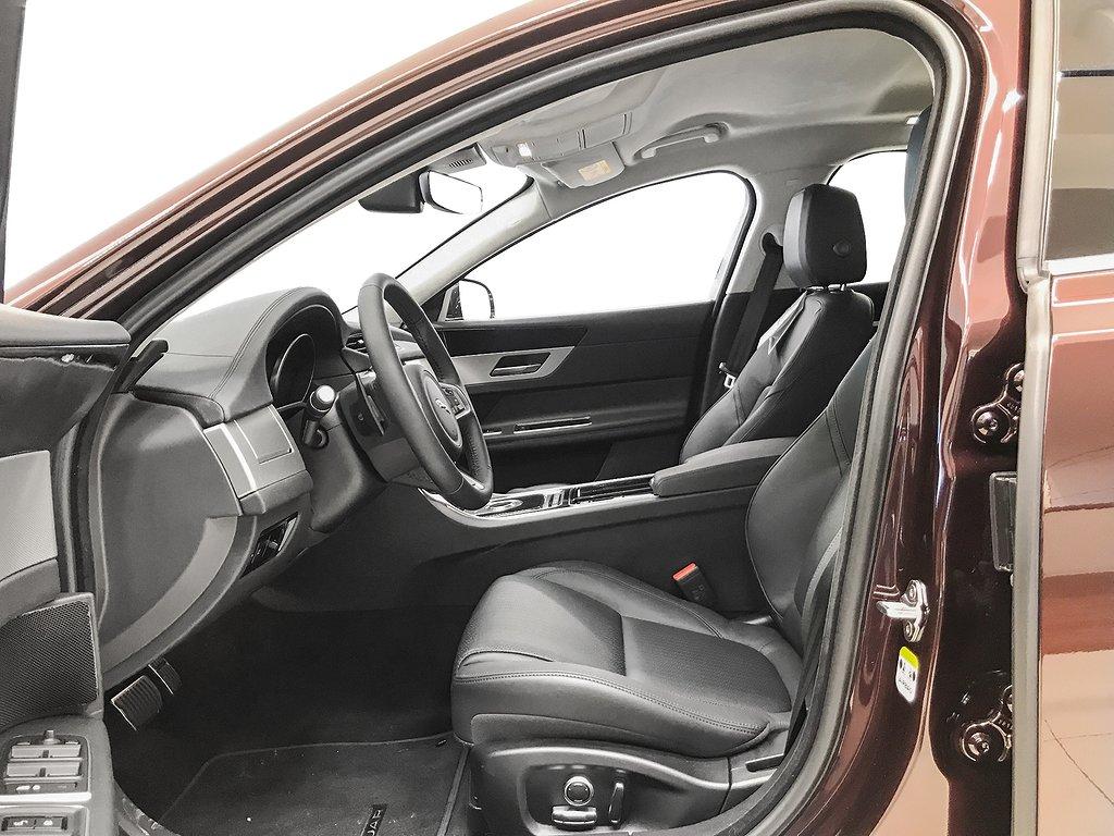 Jaguar XF Sportbrake Prestige 20d Automat Euro 6 180hk