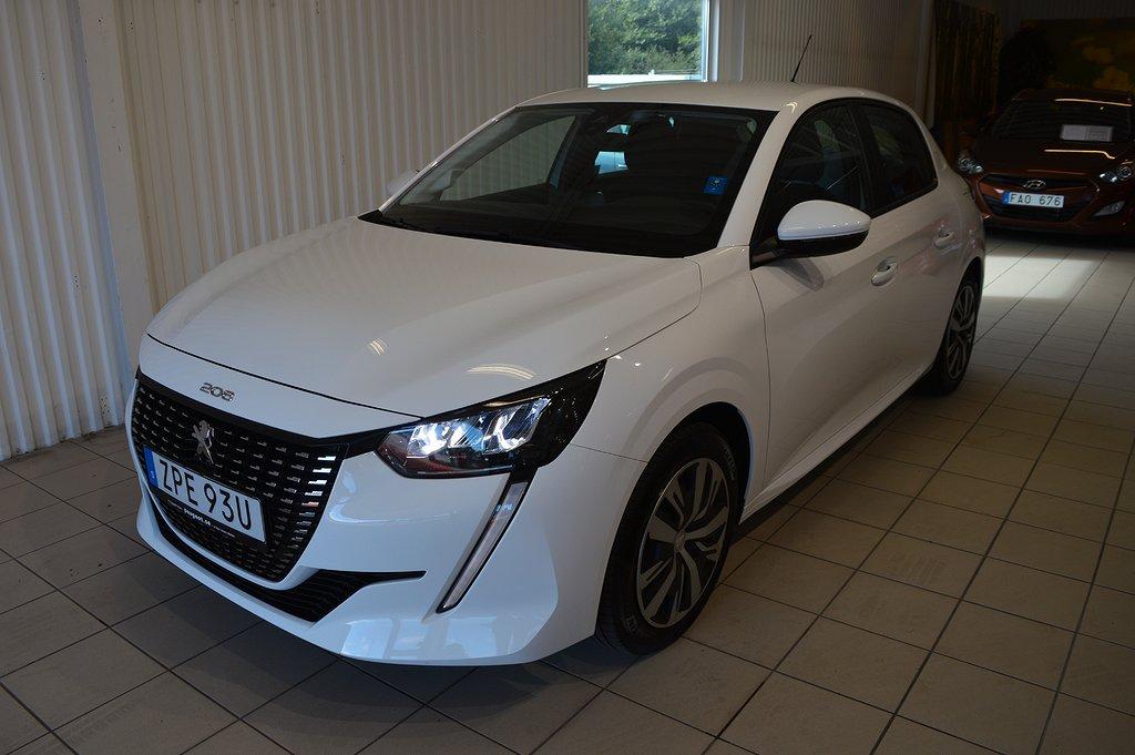 Peugeot 208 Active 1.2 PureTech Euro 6 102hk
