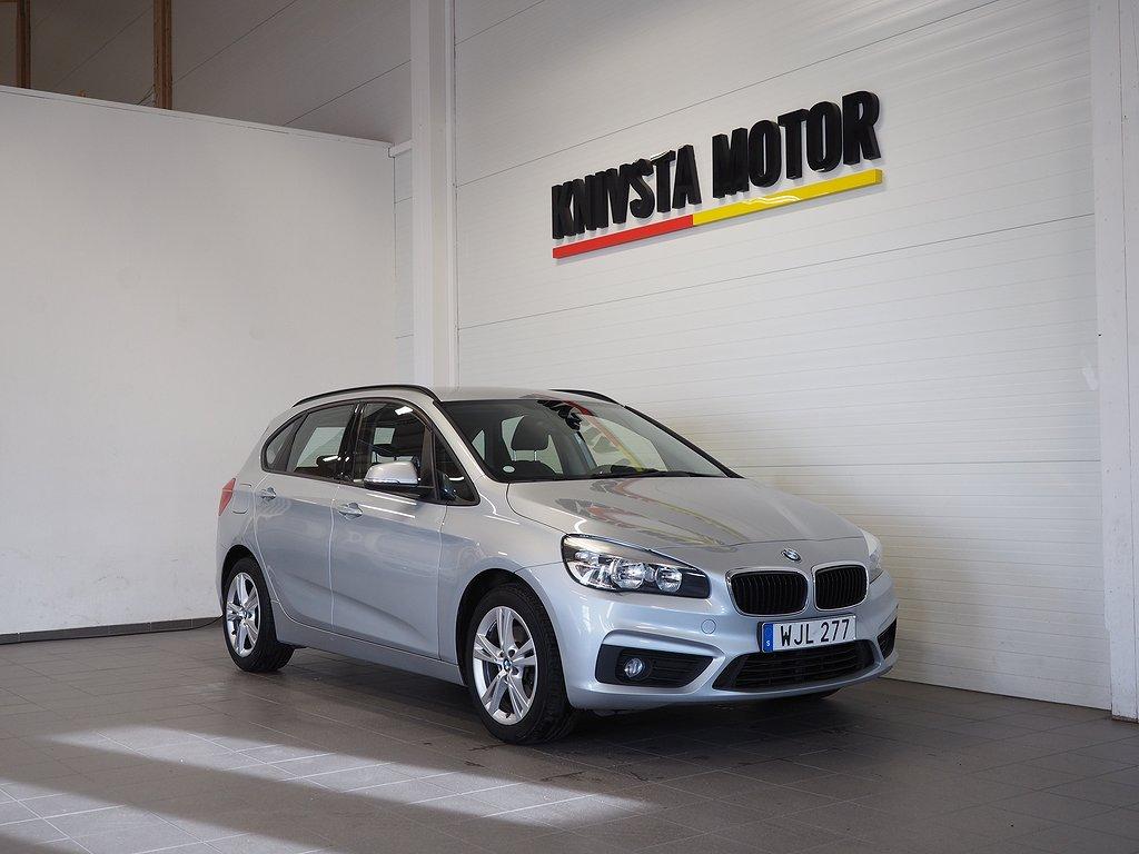 BMW 218 i Active Tourer Advantage 136hk 2015