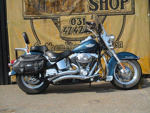 Harley-Davidson FLSTC Heritage Classic