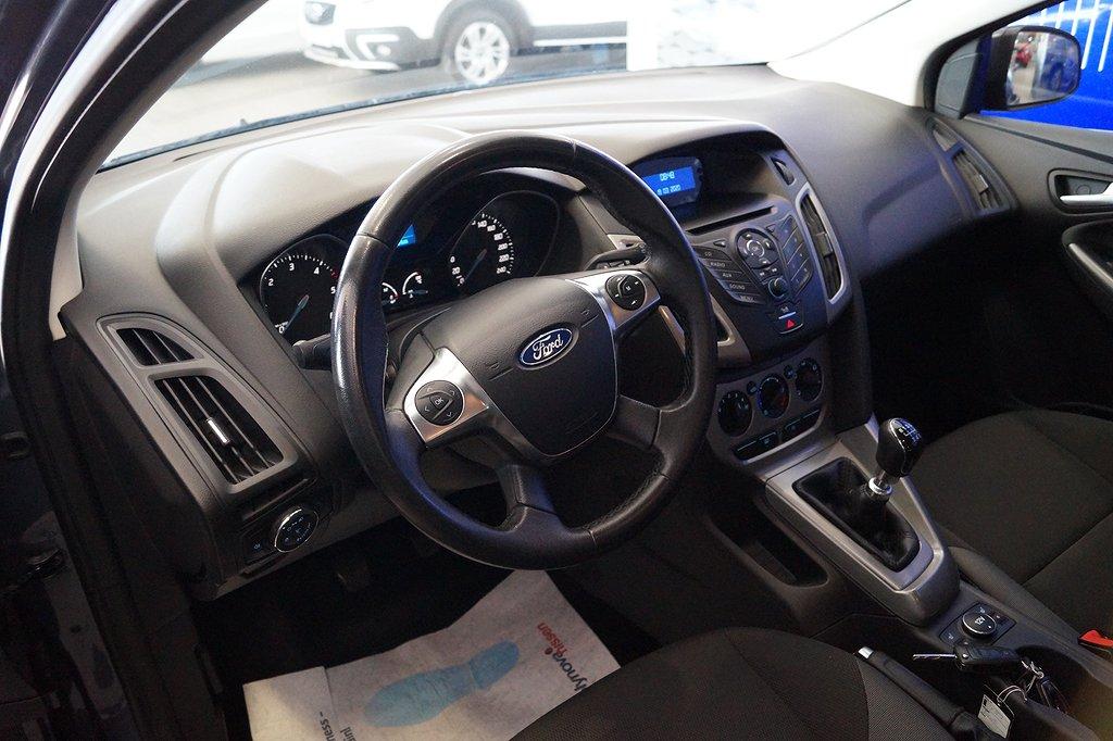 Ford Focus 1.6 TDCi 95hk Trend, 5dr, Drag